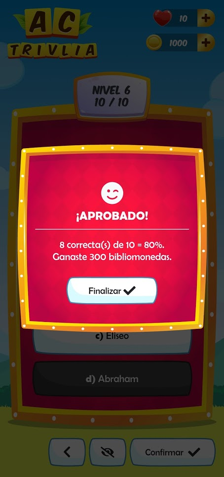 AC-Trivlia screenshot